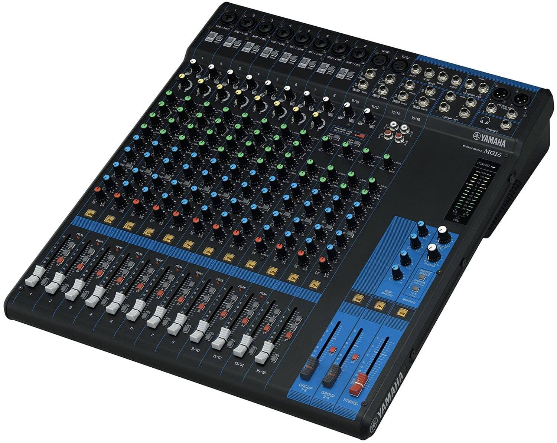 tables de mixage analogiques ou numérique