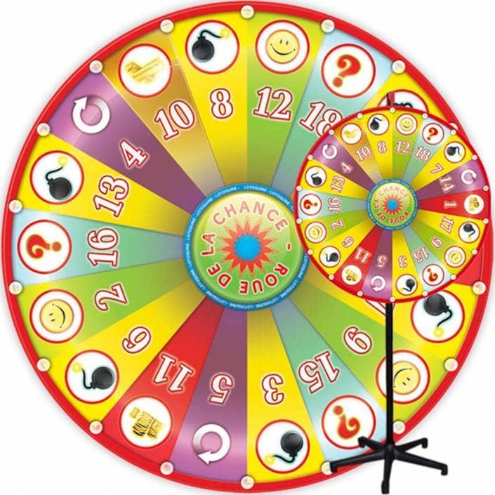 Roue bingo